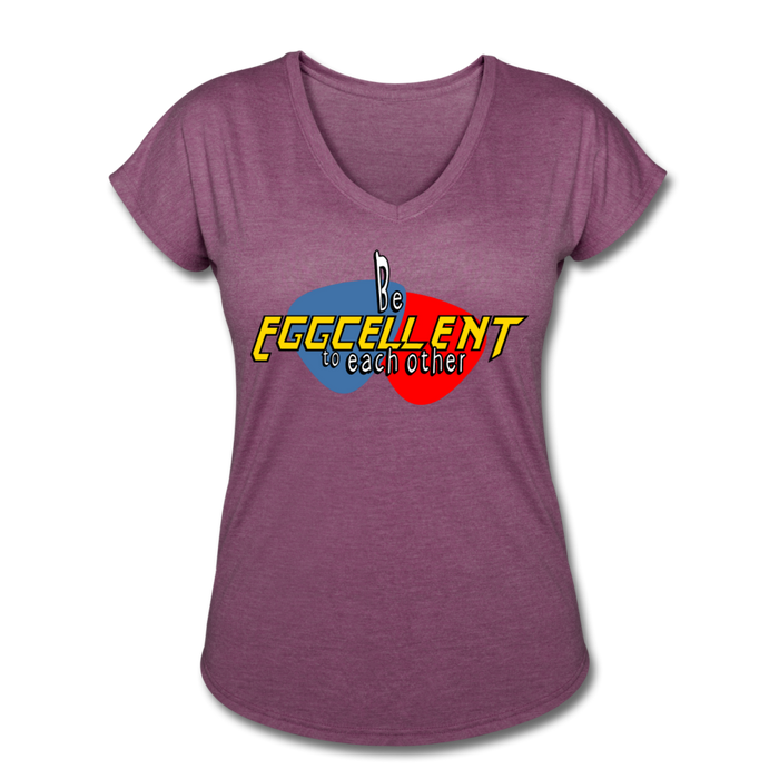 Be Eggcellent style1 - heather plum