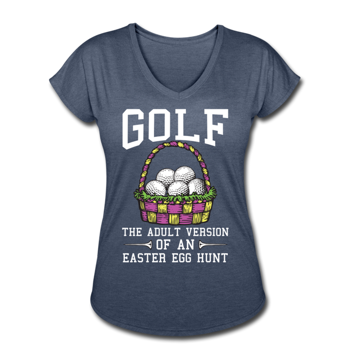 Golf Adult Game - navy heather