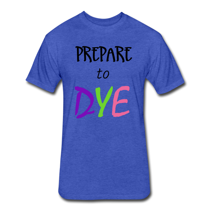 Prepare Dye - heather royal