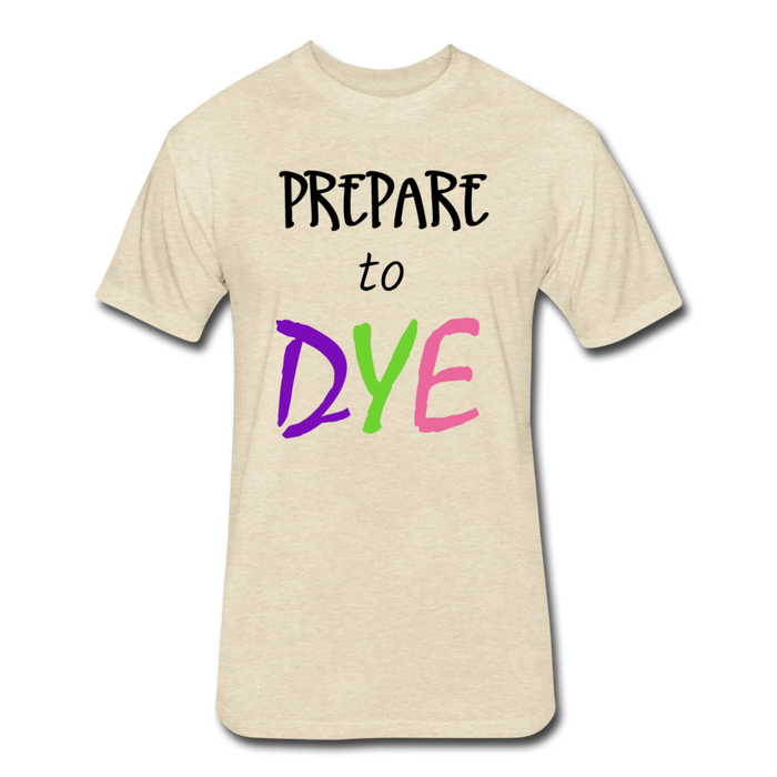 Prepare Dye - heather cream
