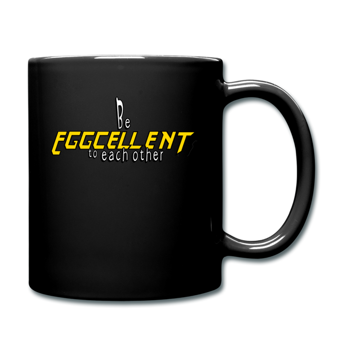 Be Eggcellent Style 1 - black