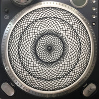 Sacred Spinner 3-Speed Slipmat