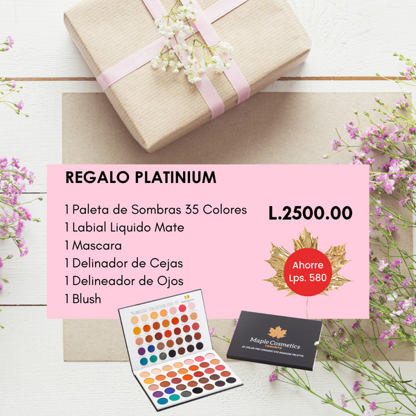 Platinium Mother's Day Gift