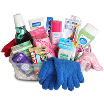 YOUR Soldier Women's Hygiene Care Package - Medium Flat Rate Box