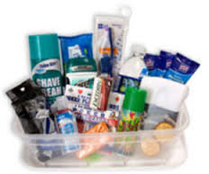 YOUR Soldier Men's Hygiene Care Package - Medium Flat Rate Box