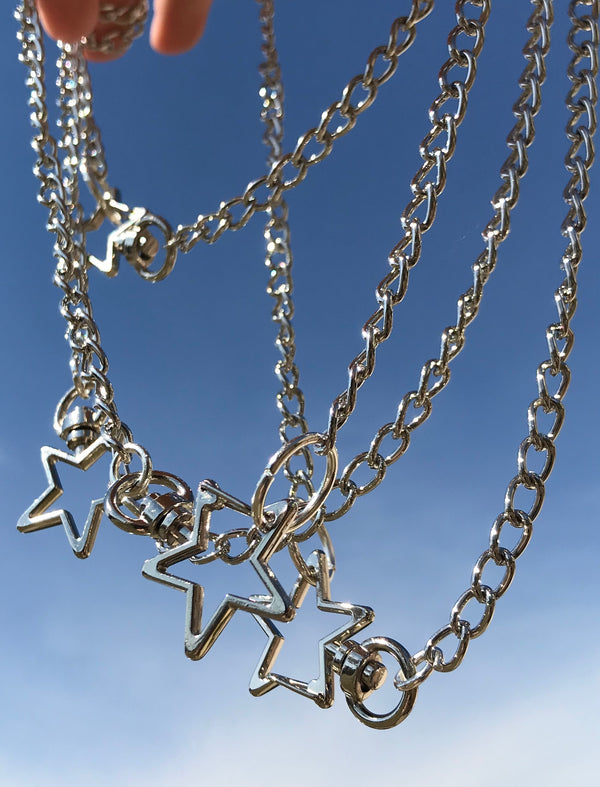 Star Clasp Necklace