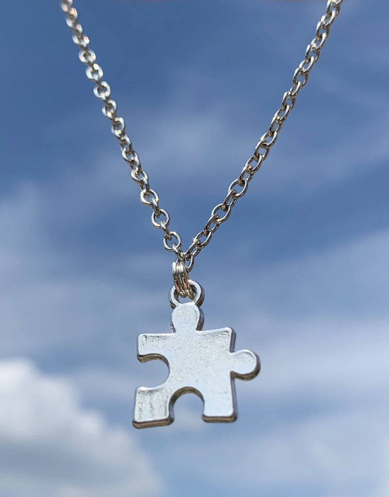 Puzzled Necklace