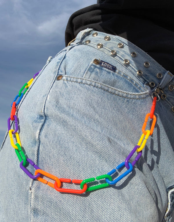 Colorwheel Pant Chain