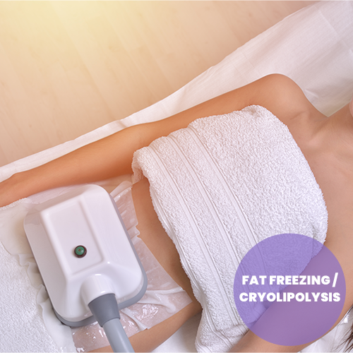 Fat Freezing / Cryolipolysis