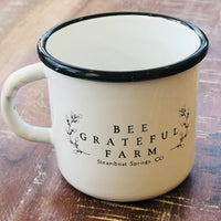 Bee Grateful Farm Mug