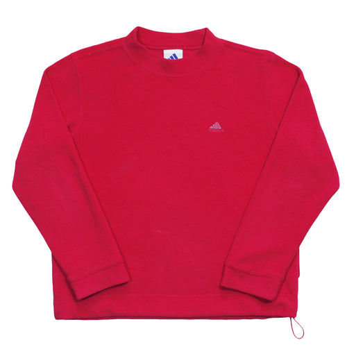 ADIDAS | M | FLEECE SWEATER