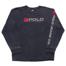 Laden Sie das Bild in den Galerie-Viewer, RL POLO JEANS | XL | LONGSLEEVE