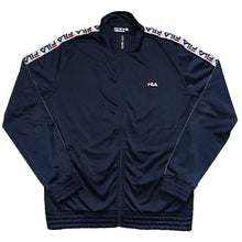 Load the image into the gallery viewer, FILA | L | TRACKJACKET