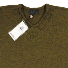 Load the image into the gallery viewer, CARLO COLUCCI | XL | * DEADSTOCk * SWEATER