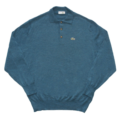 CHEMISE LACOSTE | L | *DEADSTOCK* SWEATER