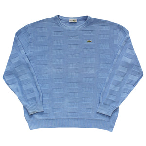 CHEMISTRY LACOSTE   L   SWEATER