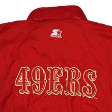 Load the picture into the gallery viewer, STARTER | L | SF 49ERS JACKET