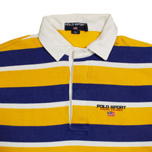 Load the image into the gallery viewer, RL POLO SPORT | L | LONGSLEEVE