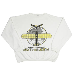 ADIDAS | M | 'AERO CLUB' SWEATER
