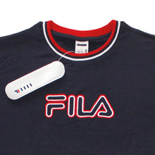 Load the image into the gallery viewer, FILA | L | * DEADSTOCK * T-SHIRT