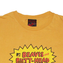 Load the image into the gallery viewer, 90s BEAVIS AND BUTT-HEAD | S | T-SHIRT