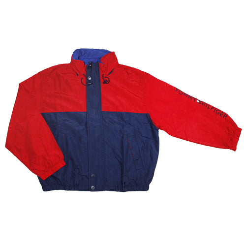TOMMY HILFIGER | XL | WINDBREAKER