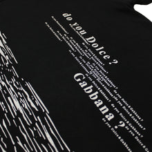 Load the image into the gallery viewer, DOLCE & GABBANA | L | BOOTLEG T-SHIRT
