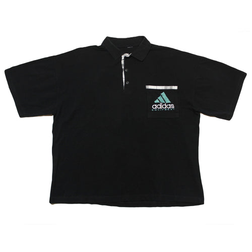 ADIDAS EQUIPMENT | L | POLO SHIRT