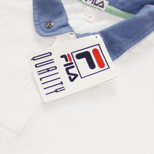 Load the image into the gallery viewer, FILA | XL | * DEADSTOCK * 'QUALITY' POLO SHIRT