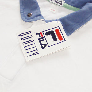 FILA | XL | * DEADSTOCK * 'QUALITY' POLO SHIRT