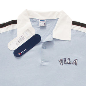 FILA | XL | *DEADSTOCK* POLO SHIRT