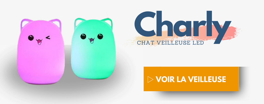 Charly-Chat-Veilleuse-Led