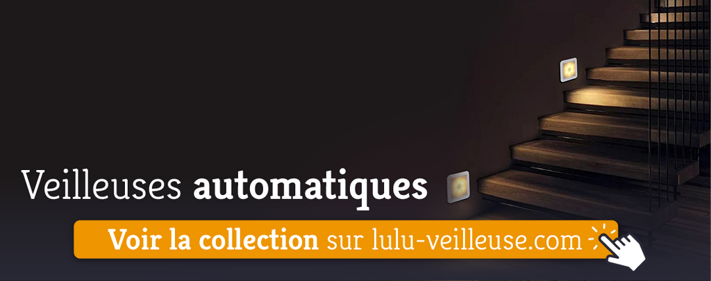 Collection Veilleuse automatique