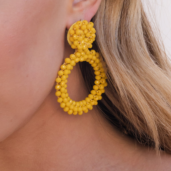 Sunshine Earrings