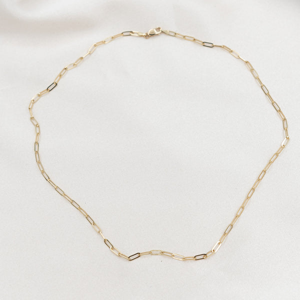 Simple Gold Rectangle Chain