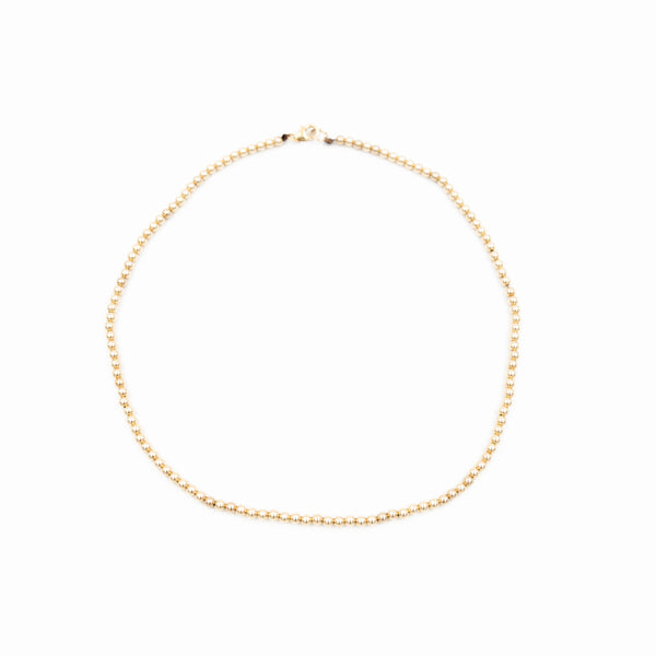 Signature Necklace Collar