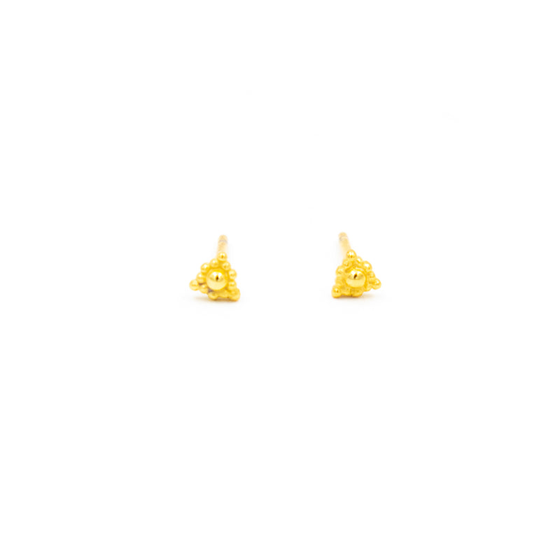 Triangle Bauble Stud