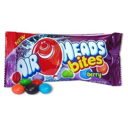 Airheads Candy Bites Berry Bag 24 Count