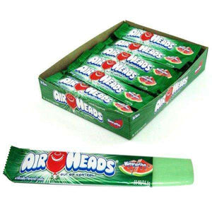 Airheads Watermelon Candy Bar 36 Count