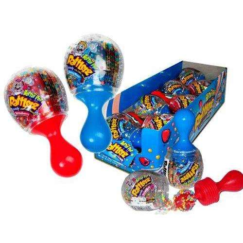 Baby Bottle Candy Pop Rattlerz 14 Count