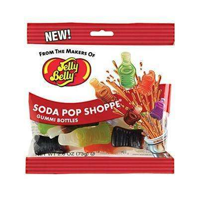 Beananza Soda Pop Jelly Beans Bag 12 Count