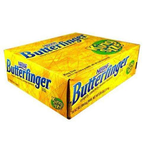 Butterfinger Kingsize 3.7 Ounce 18 Count