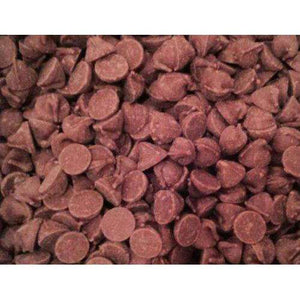 Carob Chocolate Chips 2000 Count 25 Pounds