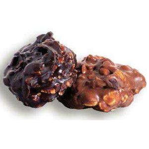 Chocolate Peanut Cluster 5 pounds