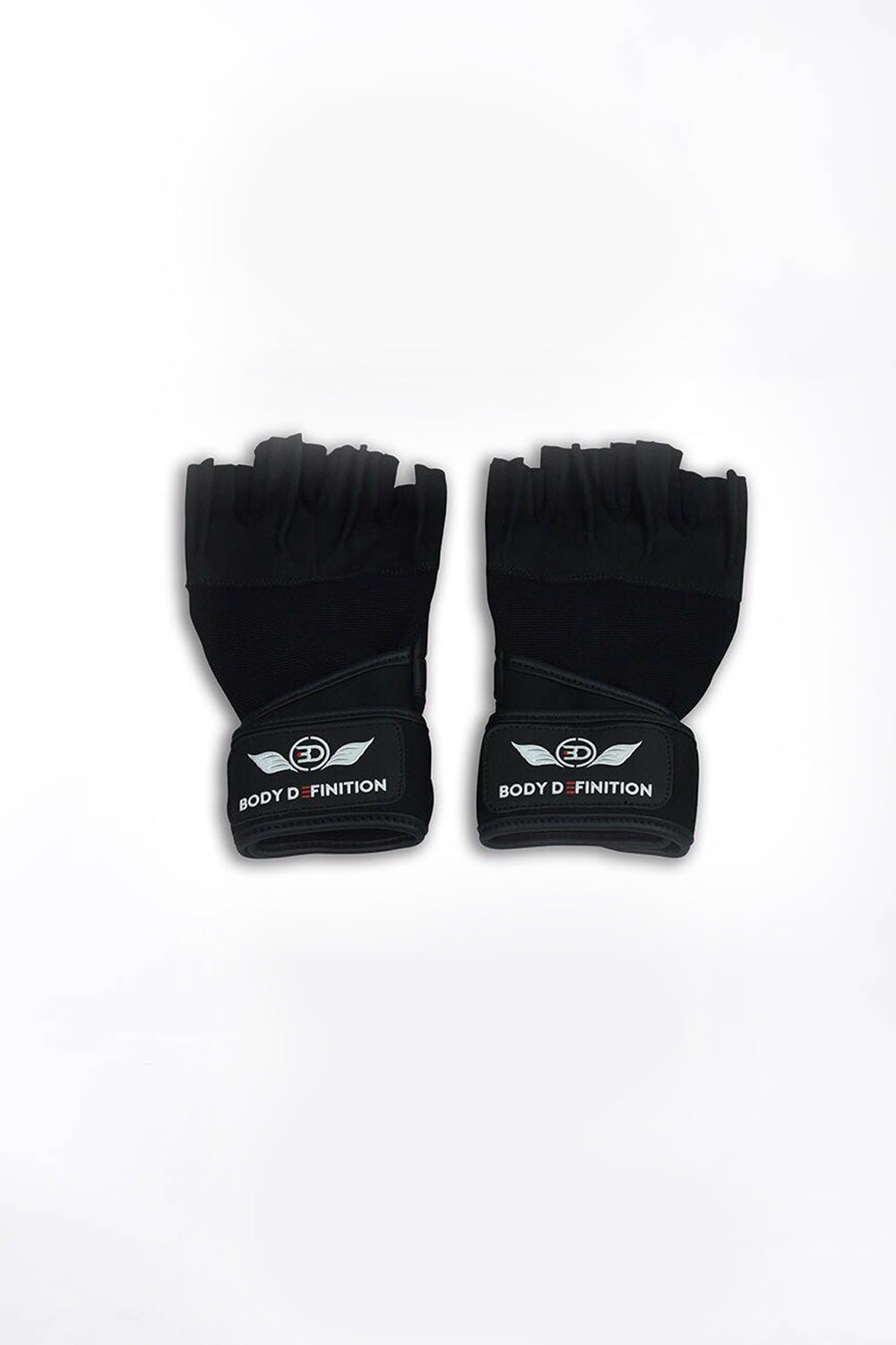 Mens Weight Lifting Gloves With Long Straps