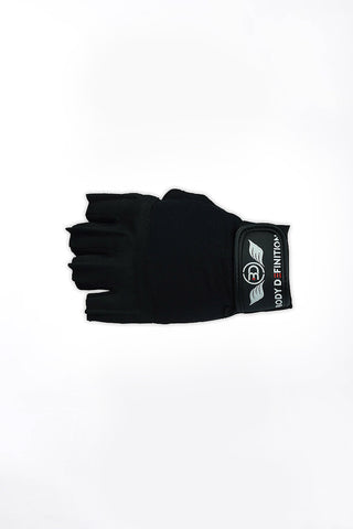 Mens Lifting Gloves With Short Straps