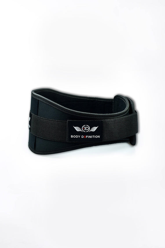 Neoprene Weight Lifiting belt 6inch Body Definition