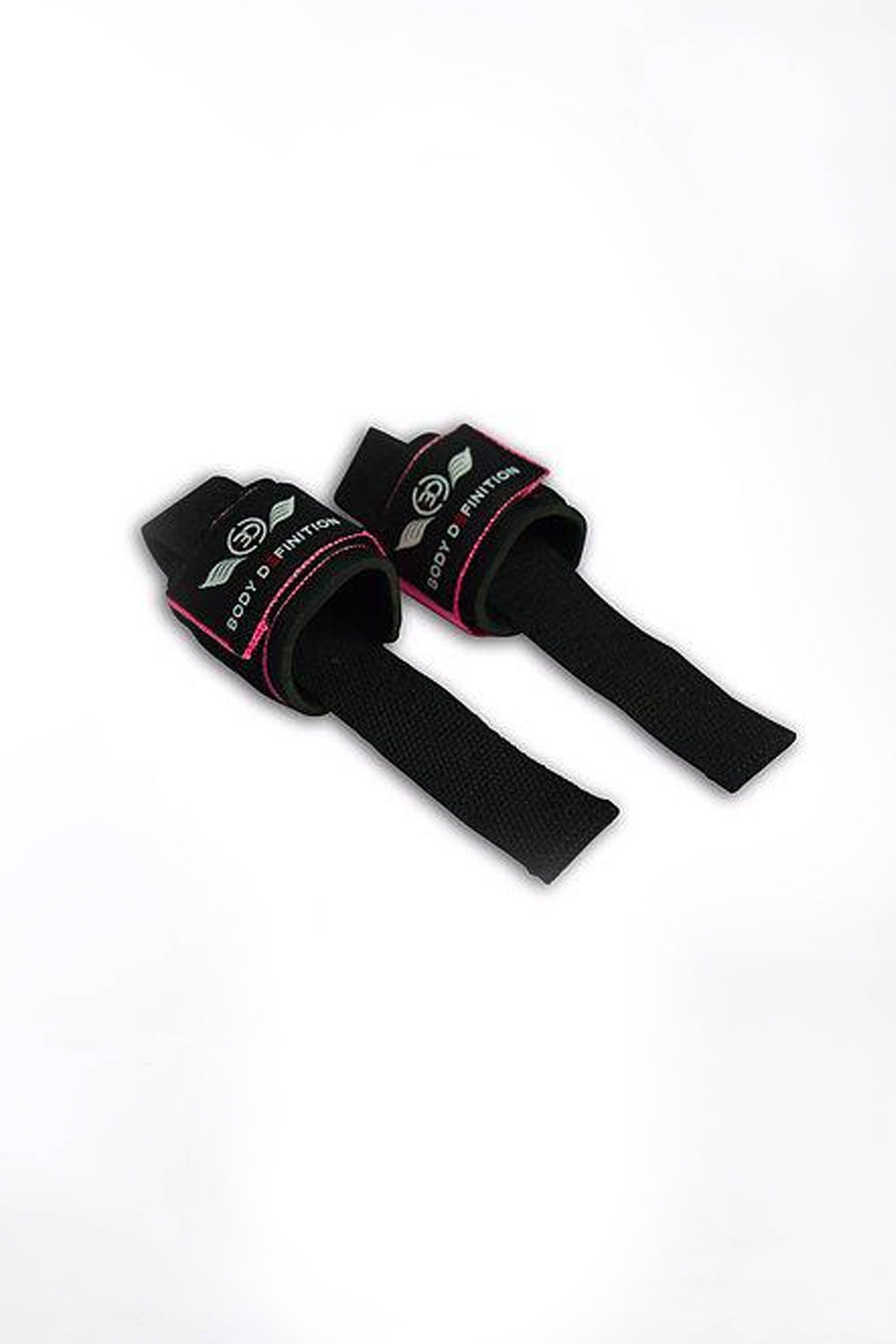 Pink Weight Lifting Straps