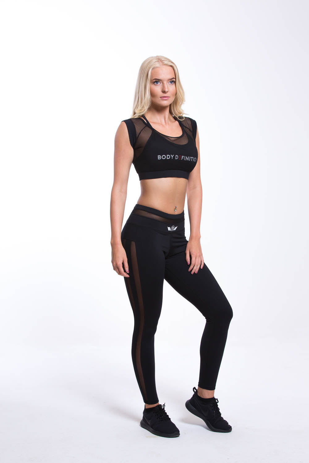 SKYLAR Leggings - Black