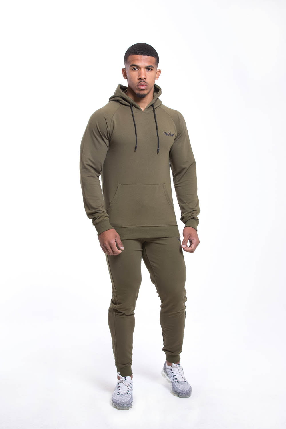 AKER Bottoms - Khaki Green